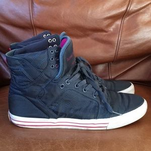 Supra Shoes - SUPRA HI TOP TENNIS SHOES